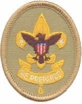 Boy Scout First Class Patch